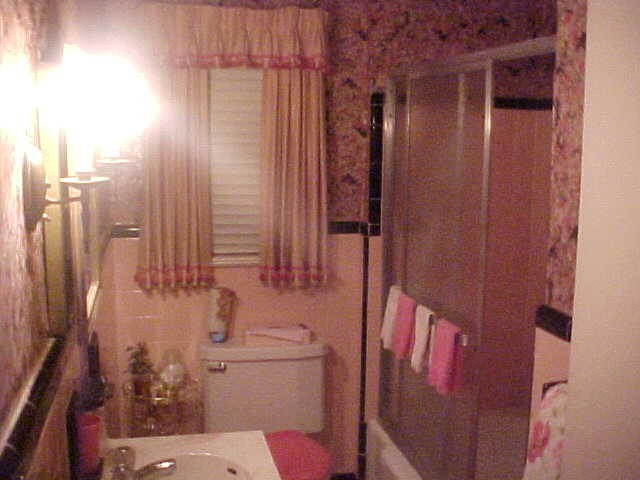 My Pink Bathroom Yes It Is